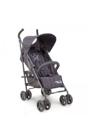 POUSSETTE BUGGY SUPERSTAR MULTIPOSITION ANTHRACITE